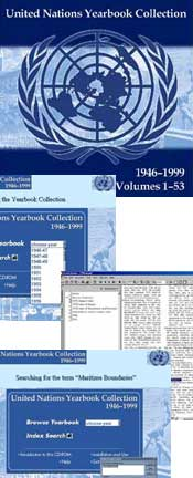 United Nations Yearbook CD-ROMs